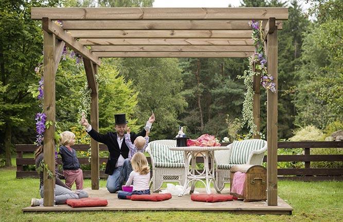 Gartengestaltung Pergola, gartengestaltung   holzland köster   bei hildesheim, Design ideen