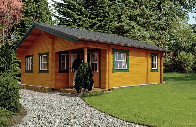 Gartenhaus, Ferienhaus Kronsgaard