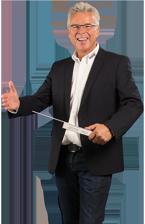 Siegfried Köster Geschäftsführer von HolzLand Köster