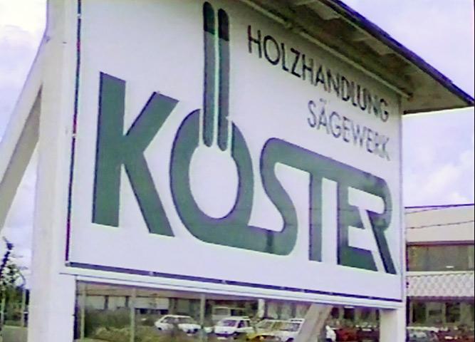 Logo HolzLand Köster Emmerke Schild