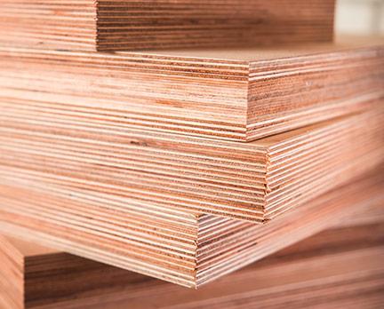 Sperrholzplatten