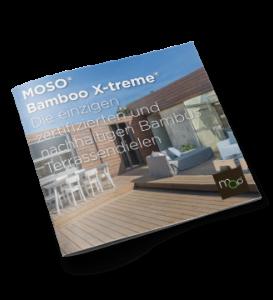 Katalog Bambus-Terrassendielen Bamboo X-treme