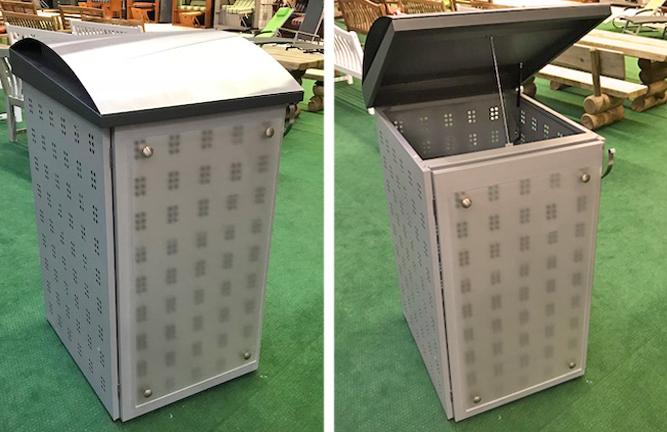 Angebot Ausstellungsstück Mülltonnenbox Container-System-Casa