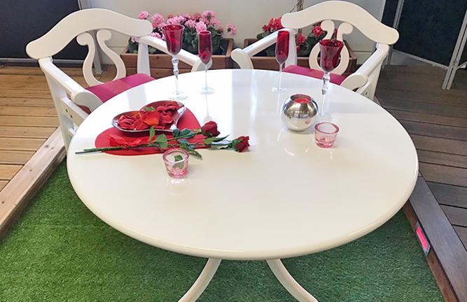 Angebot Ausstellungsstück Garten-Sitzgruppe Monaco