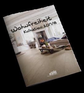 HolzLand Köster Lifestylekatalog Wohnfreiheit