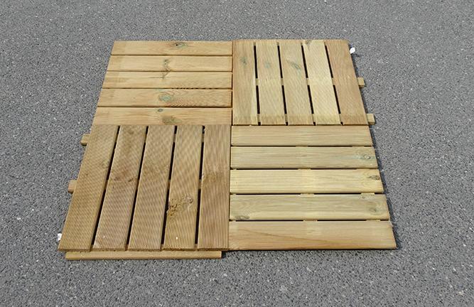 Angebot Holzrost Kiefer reduziert