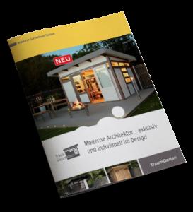 Katalog modulares Gartenhaus-System