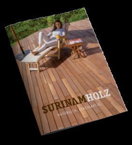 Katalog Terrassen Surinam Holz