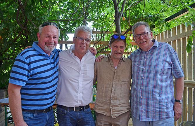 Markus Heineke, Siegfried Köster, Stefan Könneke, Burkhard Koch