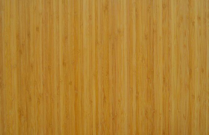 Ansicht Bambus Massivholzplatte Hochkantlamelle