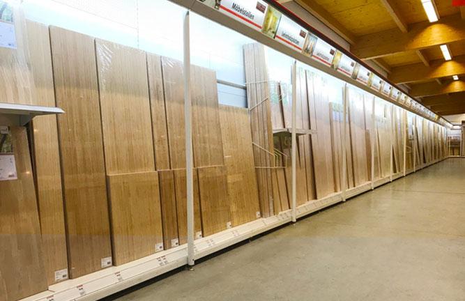 Leimholzplatten In Vielen Holzarten Holzland Koster Bei Hildesheim