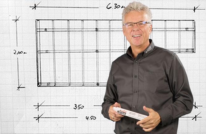 Gratis Terrassencheck von Siegfried Köster: Terrasse perfekt geplant