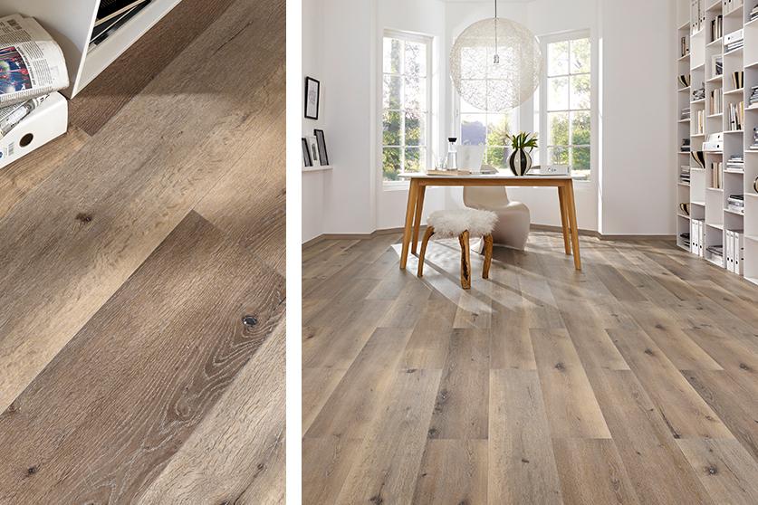 JAVA-Mineraldesign Boden, Holzdesign, Dekor Noblesseiche