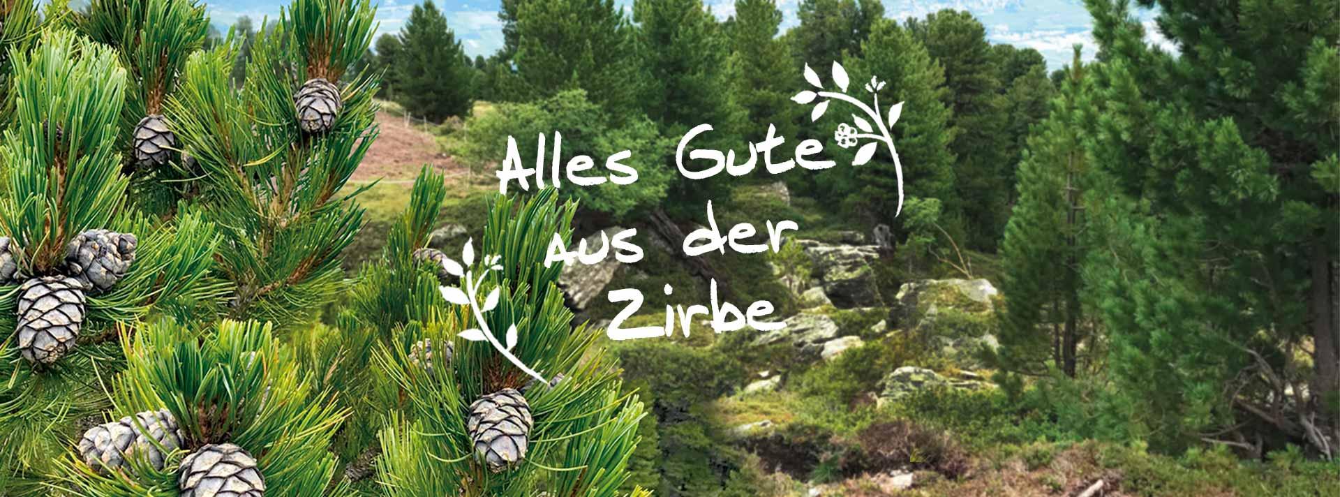 Zirbenholz-Produkte bei HolzLand Köster