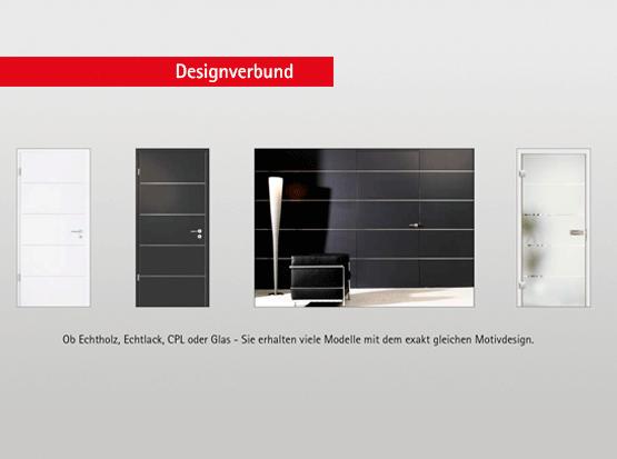 Holzland Köster, Türen im Designverbund