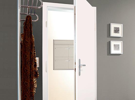 Wohnungseinganstür für Sicherheit, Schallschutz, Wärmeschutz und Einbruchsicherheit