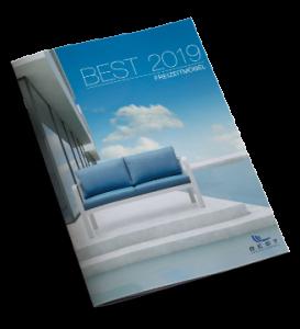 Katalog für Gartenmöbel und Loungegruppen von Best
