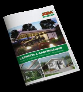 Katalog Carports und Gartenhäuser