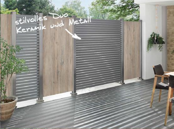 Hervorragend Sichtschutz | Garten | HolzLand Köster | Emmerke KF29