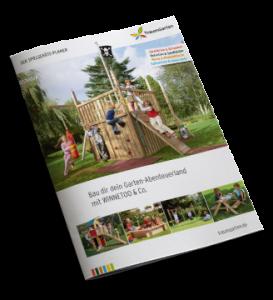 Katalog Der Spielgeräte-Planer für den Garten