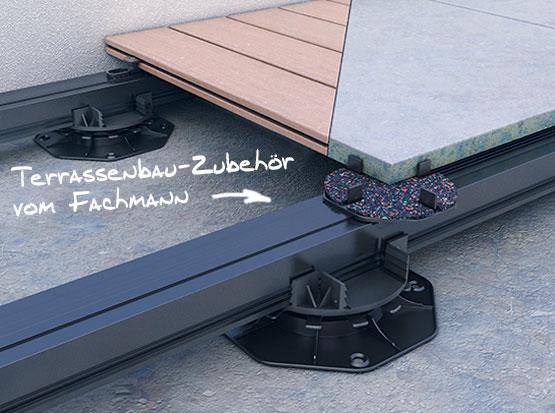 Terrassenbau-Zubehör
