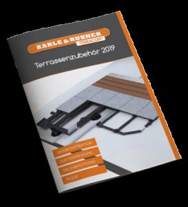 Katalog Terrassenzubehör von Karle & Rubner