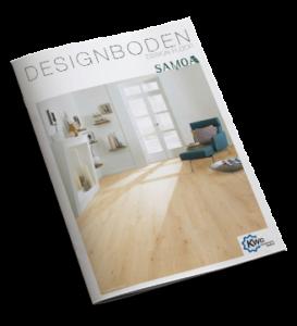 Katalog Korkboden, Designboden Samoa