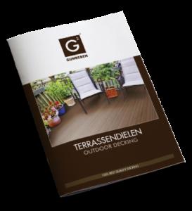 Katalog Terrassendielen aus Holz von Gunreben