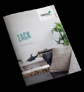 Katalog Wandpaneele Zack