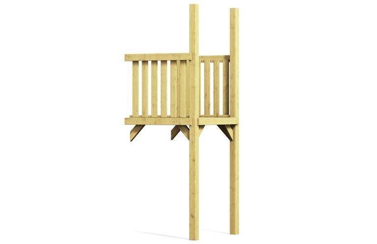 Winnetoo Spielturm Anbau Modul