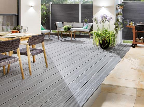 BPC-Terrasse Multi-Deck, Hohlkammer-Profil