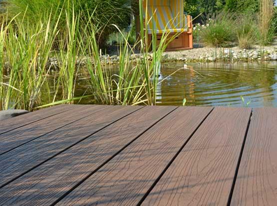 BPC-Terrassendiele Multi-Deck, Co-Extrudion Profile