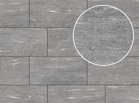 keramische Terrassenplatte Tavola Granit