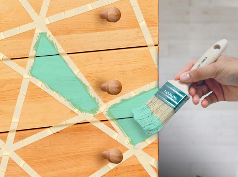 DIY: Kommode streichen
