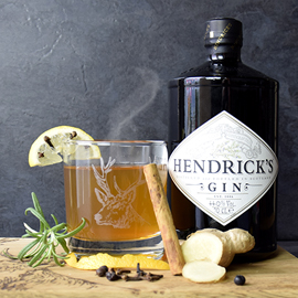 Mulled Gin