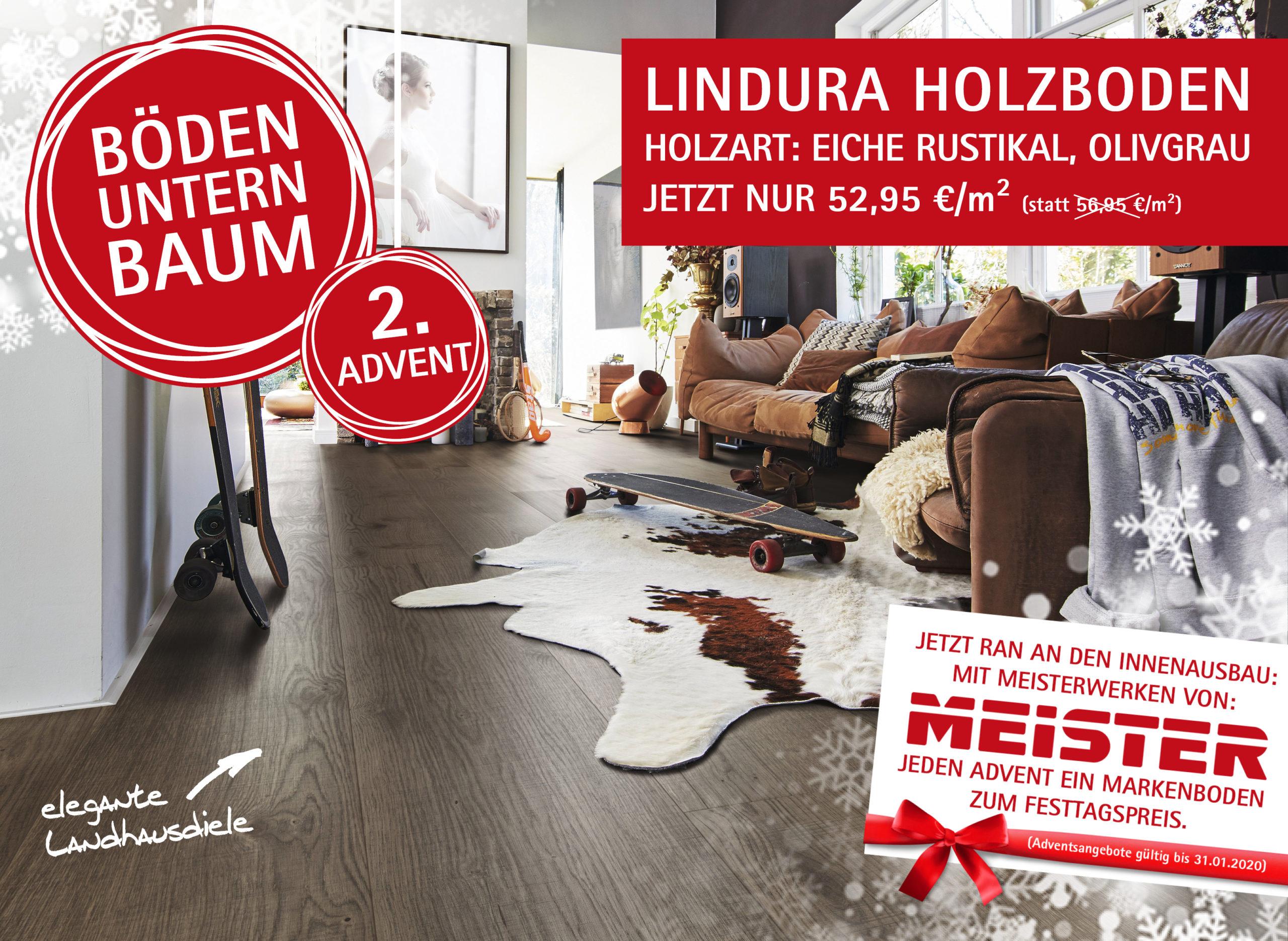 Angebot: Lindura Holzboden