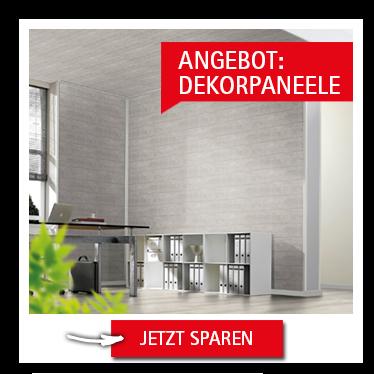 Angebot: Wand- und Deckenpaneele