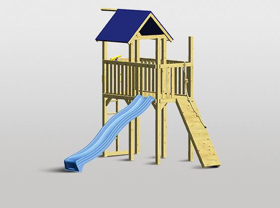 Spielturm-Set Cityline