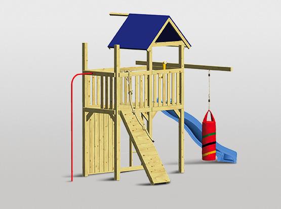 Spielturm-Set Fireman