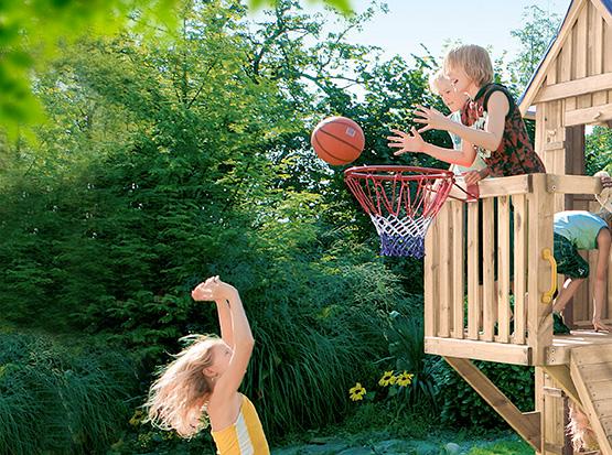 Basketballkorb zum anbauen