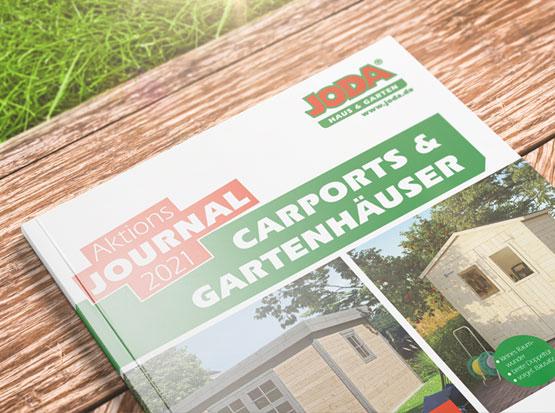 Angebote Carports und Gartenhäuser, HolzLand Köster in Emmerke