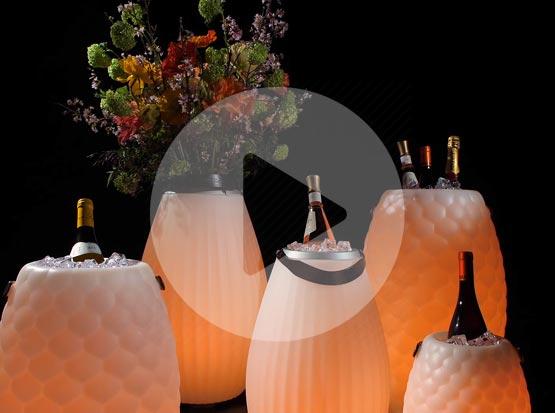 Mehrere Joouly LED-Leuchten verbinden und per Fernbedienung steuern