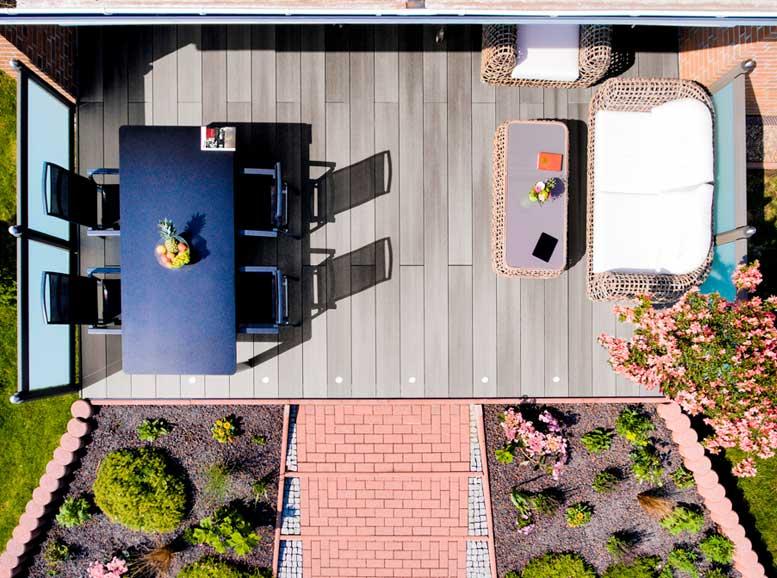 Terrassenplanung mit WPC Signum