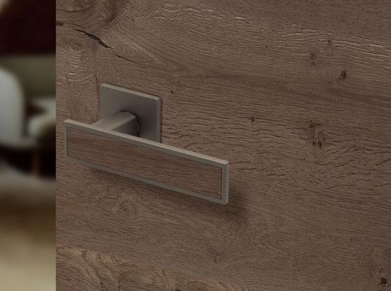 Türdrücker Plug In Titan, HolzLand Köster in Emmerke