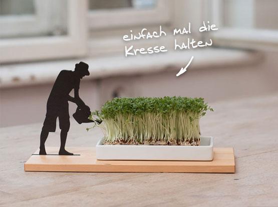 Kresseschale Gärtner, HolzLand Köster in Emmerke