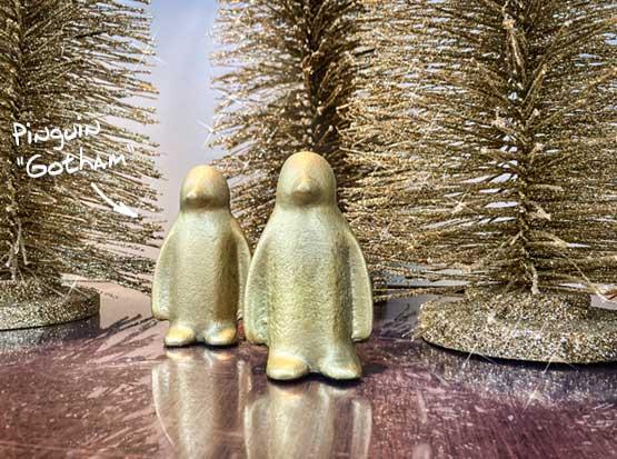 Pinguin Gotham, HolzLand Köster in Emmerke