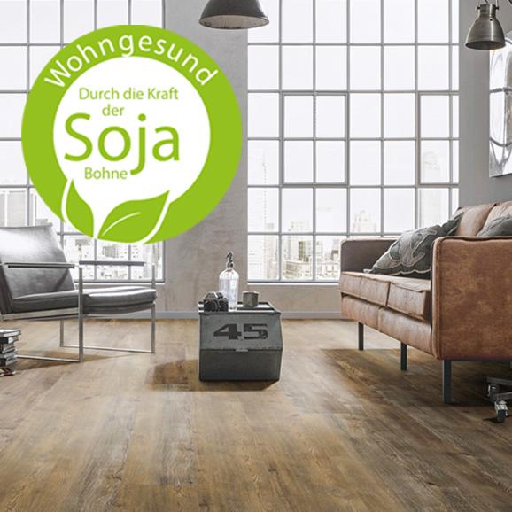 Soja-Vinylboden, HolzLand Köster in Emmerke