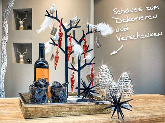Geschenkideen bei HolzLand Köster in Emmerke