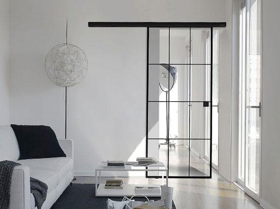 Holzland Köster: Tür linesPlus Einzelschiebetür Tvin 2.0