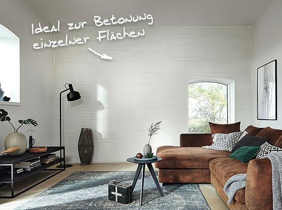Dekorpaneele Terra, white vision bei Holzland Köster in Emmerke bei Hildesheim und Hannover